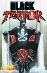 Black Terror (2008-2011) #5 Variant F: High End Foil Cover