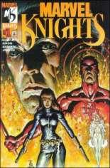 Marvel Knights (2000-2001) #1 Variant C: DF Variant