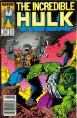 Incredible Hulk (1968-1999) #332 Variant A: Newsstand Edition