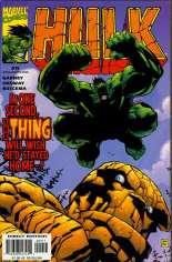 Hulk (1999-2000) #9 Variant B: Direct Edition