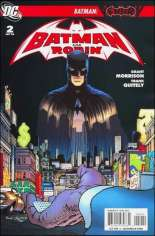 Batman and Robin (2009-2011) #2 Variant E: 4th Printing