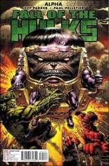 Fall of the Hulks: Alpha #One-Shot  Variant B: 1:20 Variant