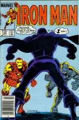 Iron Man (1968-1996) #196 Variant A: Newsstand Edition