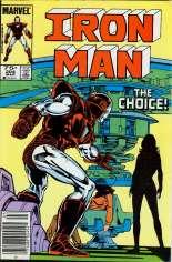Iron Man (1968-1996) #204 Variant A: Newsstand Edition