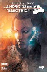 Do Androids Dream of Electric Sheep? (2009-2011) #6 Variant B