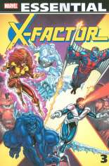 Essential X-Factor (2005-Present) #TP Vol 3