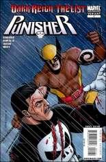 Dark Reign: The List - Punisher #One-Shot  Variant C: 2nd Printing