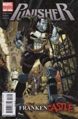 Punisher (2009-2010) #11 Variant B: 2nd Printing