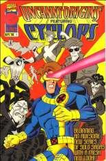 Uncanny Origins (1996-1997) #1 Variant B: American Entertainment Variant