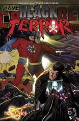 Black Terror (2008-2011) #6 Variant A