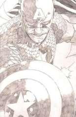 Siege (2010) #1 Variant E: Sketch Cover