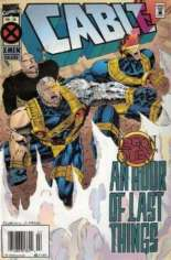 Cable (1993-2002) #20 Variant A: Newsstand Edition