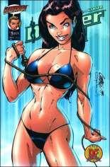 Danger Girl (1997-2001) #5 Variant C: Dynamic Forces Standard Cover