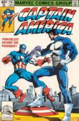 Captain America (1968-1996) #241 Variant D: 1993 Marvel Vintage Pack Reprint