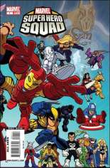 Marvel Super Hero Squad (2010-2011) #1 Variant A: Wraparound Hero Cover