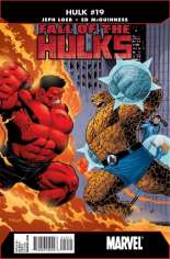 Hulk (2008-2012) #19 Variant A