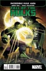 Incredible Hulk (2009-2010) #606 Variant A