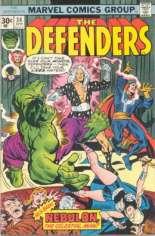 Defenders (1972-1986) #34 Variant B: 30 Cent Variant