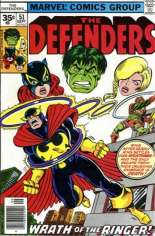 Defenders (1972-1986) #51 Variant B: 35 Cent Variant
