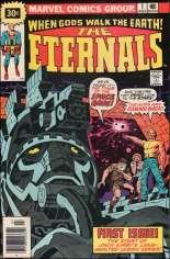 Eternals (1976-1978) #1 Variant B: 30 Cent Variant