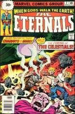 Eternals (1976-1978) #2 Variant B: 30 Cent Variant