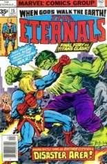 Eternals (1976-1978) #15 Variant B: 35 Cent Variant