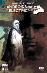 Do Androids Dream of Electric Sheep? (2009-2011) #8 Variant A