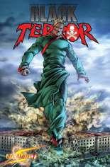 Black Terror (2008-2011) #7 Variant B