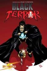 Black Terror (2008-2011) #7 Variant C