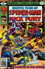 Marvel Team-Up (1972-1985) #83 Variant B: Direct Edition