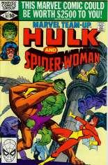 Marvel Team-Up (1972-1985) #97 Variant B: Direct Edition
