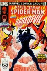 Marvel Team-Up (1972-1985) #123 Variant B: Direct Edition