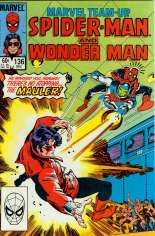 Marvel Team-Up (1972-1985) #136 Variant B: Direct Edition