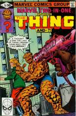 Marvel Two-In-One (1974-1983) #70 Variant B: Direct Edition