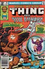 Marvel Two-In-One (1974-1983) #79 Variant A: Newsstand Edition