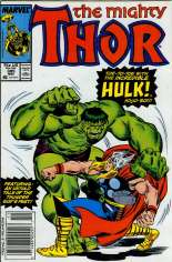 Thor (1966-1996) #385 Variant A: Newsstand Edition