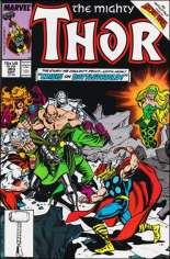 Thor (1966-1996) #383 Variant B: Direct Edition