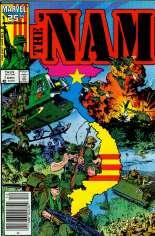 'Nam (1986-1993) #1 Variant A: Newsstand Edition