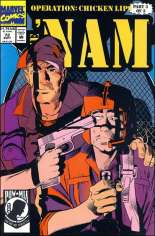 'Nam (1986-1993) #72 Variant B: Direct Edition