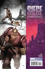 Siege: Embedded (2010) #2 Variant A