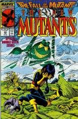 New Mutants (1983-1991) #60 Variant B: Direct Edition