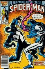Spectacular Spider-Man (1976-1998) #122 Variant A: Newsstand Edition