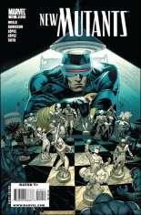 New Mutants (2009-2012) #10 Variant A