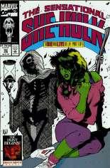 Sensational She-Hulk (1989-1994) #52 Variant B: Direct Edition