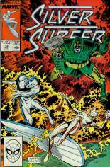 Silver Surfer (1987-1998) #13 Variant B: Direct Edition