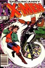 Uncanny X-Men (1963-2011) #180 Variant A: Newsstand Edition