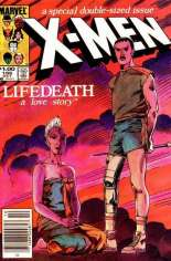 Uncanny X-Men (1963-2011) #186 Variant A: Newsstand Edition
