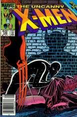 Uncanny X-Men (1963-2011) #196 Variant A: Newsstand Edition