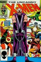 Uncanny X-Men (1963-2011) #200 Variant B: Direct Edition