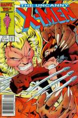 Uncanny X-Men (1963-2011) #213 Variant A: Newsstand Edition